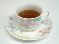 冬の漢方茶