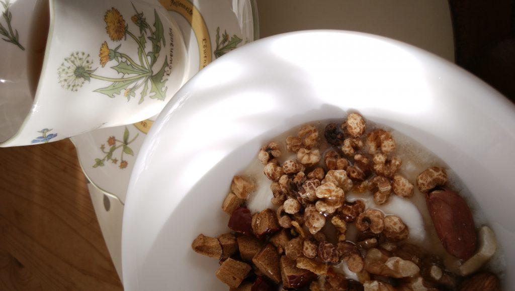 男の料理シリーズ④ ハトムギのミューズリーで簡単デトックス!