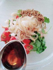 陳皮サラダレシピ2